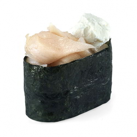 Сырные суши с эсколаром