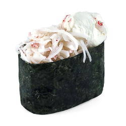 "Сырный суши ""Снежный краб"""