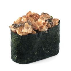 Суши-спайс угорь